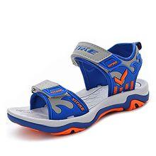 Unisex-Kinder Sandalen Jungen Geschlossene Sandalen Outdoor Sport Trekking Sandalen