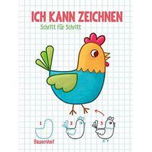 Buch - Ich kann zeichnen - Schritt Schritt: Bauernhof  Kinder