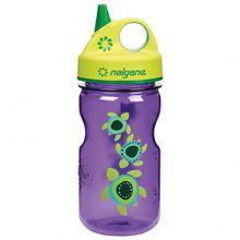 Nalgene - Everyday Grip-N-Gulp - Trinkflasche Gr 0,35 l lila/grün
