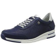 Romika Damen Tabea 19 Sneaker, Blau (Blau), 39 EU