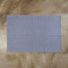 Butlers SILENT DANCER Teppich Fischgrät 120x170 cm