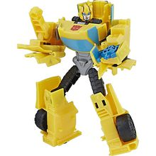 Transformers Cyberverse Action Attackers Warrior Figur: Bumblebee