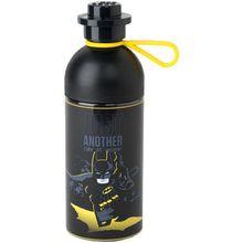 LEGO Trinkflasche Batman, 500 ml schwarz