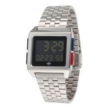 ADIDAS ORIGINALS Armbanduhr 'Archive_M1' silbergrau