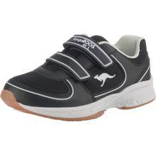 KangaROOS Schuhe schwarz / weiß