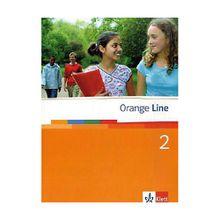 Buch - Orange Line: Klasse 6, Schülerbuch Bd.2