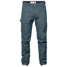 Fjällräven - Greenland Jeans - Jeans Gr 54 - Long - Fixed Length schwarz/oliv