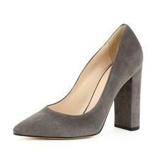 EVITA Damen Pumps ALINA Klassische Pumps braun-kombi Damen