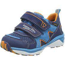 Superfit Jungen SPORT5 Sneaker, Blau (Water Kombi), 32 EU