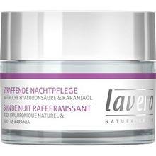 Lavera Gesichtspflege Faces Nachtpflege Natürliche Hyaluronsäure & Karanjaöl Straffende Nachtpflege 50 ml