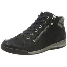 ara Rom, Damen Sneaker, Blau (Blau,Gun 09), 37.5 EU (4.5 UK) (4.5 UK)