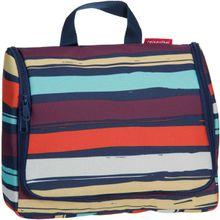 reisenthel Kulturbeutel / Beauty Case toiletbag XL Artist Stripes (4 Liter)