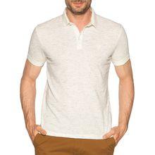 Mavi Poloshirt in weiss für Herren