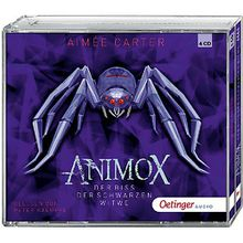 Animox, 4 Audio-CDs Hörbuch
