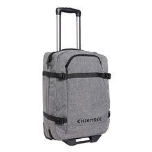 CHIEMSEE Reisetasche mit höhenverstellbarem Griff dunkelgrau