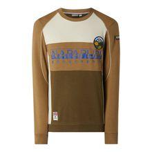 Sweatshirt mit Logo-Details Modell 'Bishop'