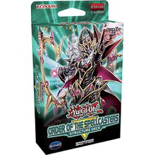 Yu-Gi-Oh! Order of the Spellcasters SD
