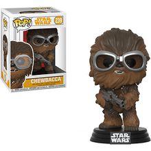 Funko POP!  Star Wars: Solo W1 - Chewie +Goggles