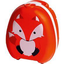 Tragbares Töpfchen unterwegs, My Carry Potty, Fuchs rot  Kleinkinder