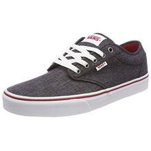 Vans Herren Atwood Sneaker, Schwarz (S18 Menswear), 40.5 EU