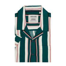 Regular Fit Freizeithemd aus Viskose Modell 'Akleo'