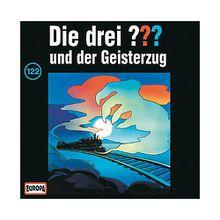 CD Die Drei ??? 122: Und der Geisterzug Hörbuch