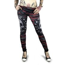 Yakuza Original Damen Military Lady Leggings