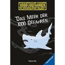 Buch - Das Meer der 1000 Gefahren