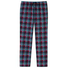 Schiesser Jungen Schlafanzughose Mix & Relax Webpants, Blau (Nachtblau 804), 140 (Herstellergröße: XS)