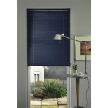 Liedeco |PVC Kunststoff-Jalousie weiß 70 x 160 cm