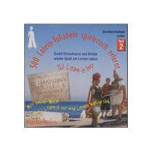 Buch - 500 Latein-Vokabeln spielerisch erlernt, 1 Audio-CD
