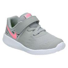 Nike Star Runner (TDV) 907256 002 Mädchen Klettverschluss/Slipper Halbschuh