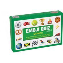 """Quiz-Karten """"Kennst du das Emoji Sport"""""""