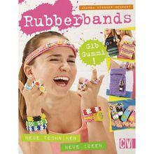 Buch - Rubberbands - Gib Gummi!
