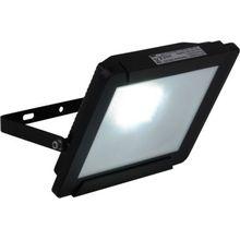 Näve LED-Außenstrahler schwarz