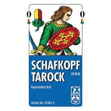 Schafkopf/Tarock,bay.Bild