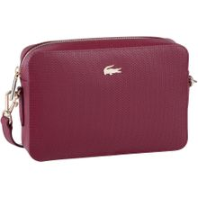 Lacoste Umhängetasche Square Crossover Bag 2731 Tawny Port