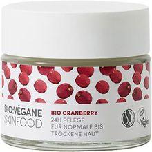 BIO:VÉGANE Pflege Bio Cranberry 24h Pflege 50 ml