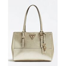 GUESS Schultertasche 'Carys' gold