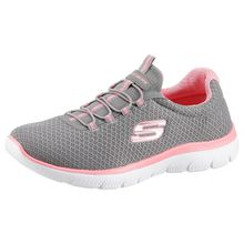 Skechers »Summits« Slip-On Sneaker mit Gummizug