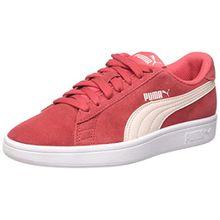 Puma Unisex-Kinder Smash v2 SD Jr Sneaker, Pink (Paradise Pink-Pearl), 38.5 EU