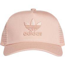 adidas Originals - Aframe Trefoil Trucker Cap (pink)