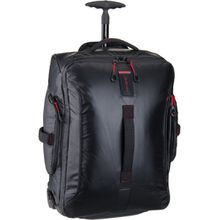 Samsonite Trolley + Koffer Paradiver Light Wheeled Backpack Duffle 55 Black (51 Liter)