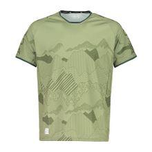 Maloja - FlurinM. Multi 1/2 Herren Multisportshirt (olivgrün) - XL