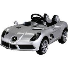 Kinder Elektroauto Mercedes McLaren Lizenziert, silber