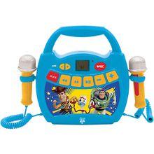 Toy Story - Mein erster digitaler Karaoke Player mehrfarbig