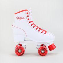 Rio Roller Skates white/red