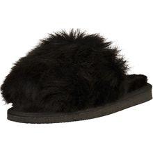 Shepherd Hausschuhe Pantoffeln schwarz Damen