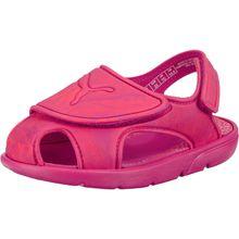 PUMA Baby Badeschuhe MARBLE INF für Mädchen pink Mädchen