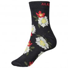 Maloja - Women's MagalieM. - Multifunktionssocken Gr 36-38 schwarz;schwarz/grau